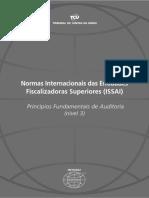 ISSAI 100 Auditoria de Conformidade Controles Internos