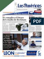 DIARIO LAS AMÉRICAS Edición digital del lunes 21 de octubre de 2019