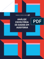 Análise Envoltória de Dados_TCU_2018