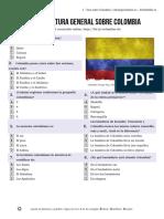 Test de Cultura Colombiana