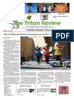 The Triton Review, Volume 31 Issue 9, Published March 16 2015