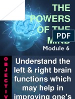 Module6 Power of the Mind to Send
