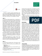 Creatine Supplementation and Venous Thrombotic Events