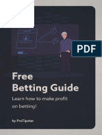 Free Betting Guide