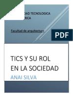 Anai Silva Las TICS