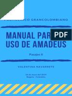 Manual de Uso de Amadeus
