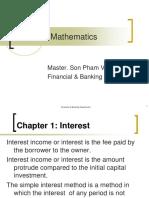 171157262 Financial Mathematics Chapter1