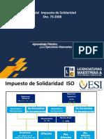 Presentacion Ley del ISO
