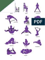 Bondage Positions