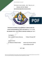 Tesis Maestría Enseñanza de Lógica - Jacinto Córdova Guimaray