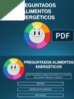 ALIMENTOS ENERGÉTICOS