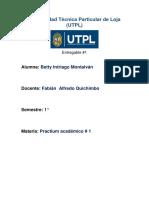 ENTREGABLE 1 UTPL