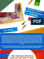 case study pp- adhd