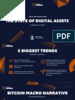 State of Digital Assets - DASS