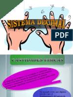 SISTEMAS DECIMALES