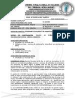 Amaya Fernandez Ana 11-10-19 Celulitis