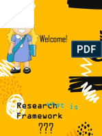 Research Framework