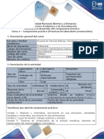 Guía Para El Desarrollo Del Componente Práctico - Laboratorio Presencial (Tarea 4)