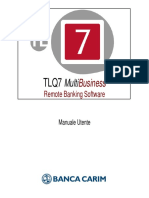 163 Tlq7 Manuale Utente