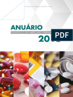 Anuário Estatístico Do Mercado Farmacêutico - 2015