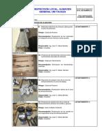 Inspeccion Local Almacen General UM Tacaza-22 Setiembre 2019