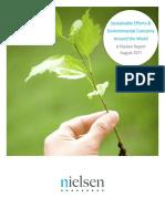 Nieslen Sustainability Report