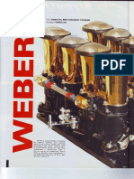 Article, Weber 40 Tunning
