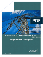 TDP 2016-2040 Consultation Draft Volume 1 Major Network Development-2018-04!06!09!03!56 (1)