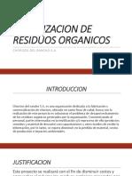 Reutilizacion de Residuos Organicos