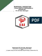 Proposal IAI Pelatihan Aseptic Dispensing