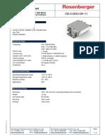 Cb 3 Gdu Df 11 v1.0 Data Sheet