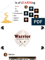 Stockening Warrior