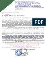 Pelatihan Nasional Dua Hari Oss, Versi 1.1 24-25 Sept Jakarta