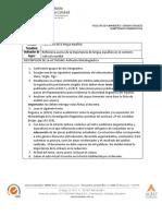 Guía - Reflexión metalingüística C4