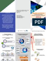 Folder - Anuário Estatístico - Principais Resultados Do Setor Farmacêutico 2016