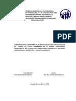 Farmacologia Cardiovascular VII
