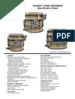 Spec Sheet Ft200df