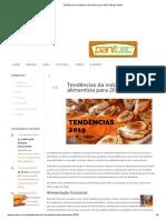 Tendências Da Indústria Alimentícia Para 2019 _ Blog Panitec