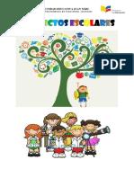 Proyectos Escolares 2019-2020