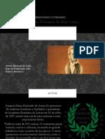 Apresentação Sobre o Livro Memórias Póstumas de Brás Cubas