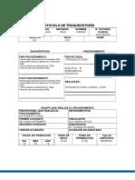Protocolo de Traqueotomia MODELO