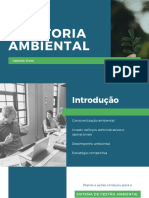 Auditoria ambiental