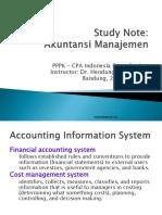 CPA Review Akuntansi Manajemen