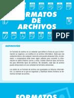 Formatos de Archivos