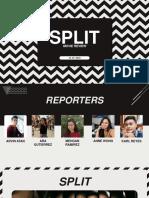 Split Report