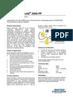 Rheobuild 2000PF