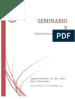 TP-UCA - Seminario v - Autor OShea 2019