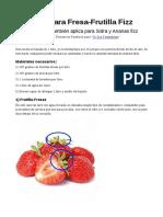 fresas de quirz