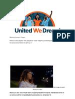 UWD - Meet Maricruz.