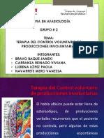 Afasiologia II Grupo